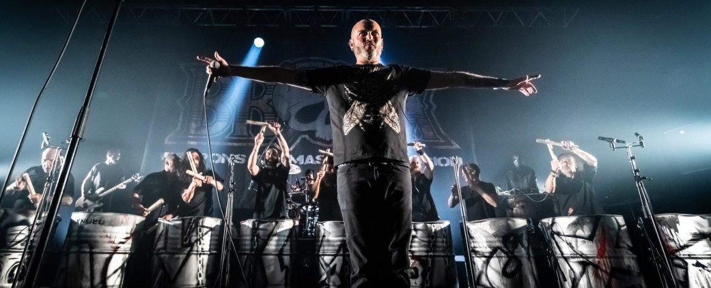 Les Tambours du Bronx / 11 Louder