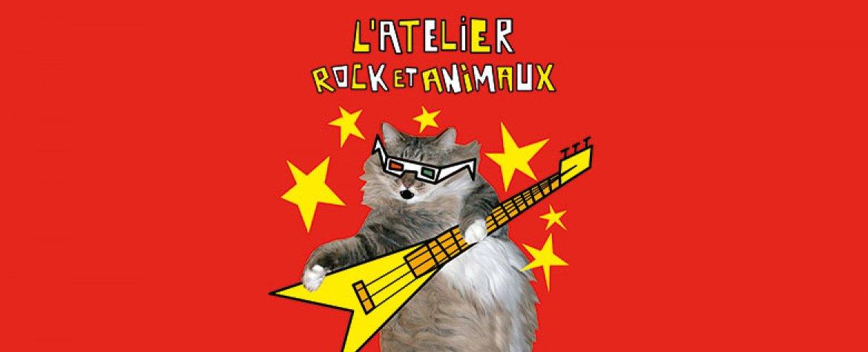 Rock & Animaux par le Club des Chats