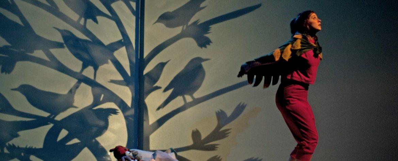 Jeanne et la chambre à airs par la Cie l'Artifice