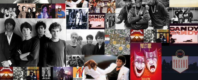Un siècle de musiques actuelles (Ep.5 : 1982-1990)
